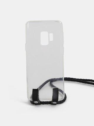 Transparentný obal na Samsung S9 Haily´s Carry