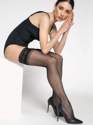 Černé punčochy Andrea Bucci 10 DEN