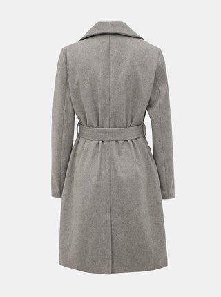 Šedý dámsky kabát ZOOT