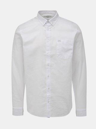 Bílá pánská regular fit košile Makia Flagship