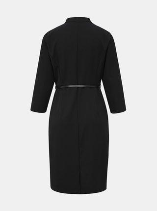 Čierne šaty VERO MODA Erin
