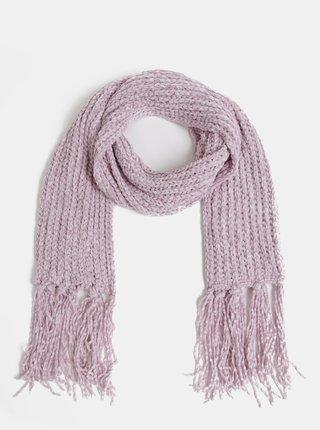 Rúžový dámsky šál Haily´s Karlotta