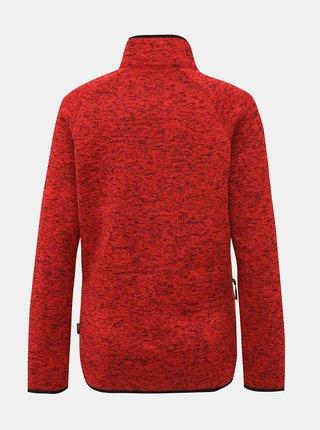 Červená dámska mikina SAM 73