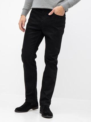 Černé regular fit džíny Jack & Jones Clark