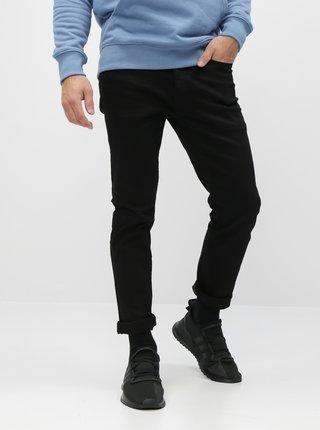 Černé regular fit džíny ONLY & SONS Weft