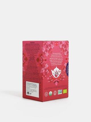 Bio bylinný čaj rooibos s medovým kríkom, ibištekom, granátovým jablkom a malinou English Tea Shop Super Goodness