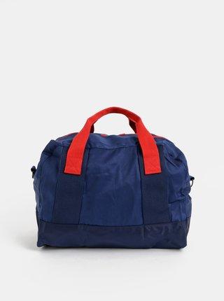 Tmavě modrá sportovní taška Kari Traa Lin Bag 27 l