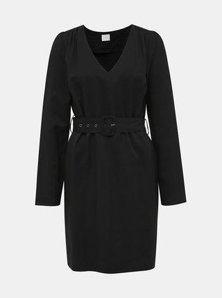 Černé šaty VILA Dacota