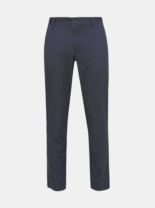 Modré chino nohavice ONLY & SONS Mark