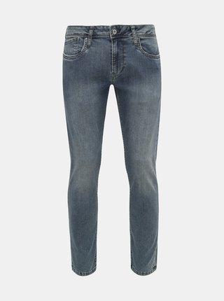 Modré pánské slim fit džíny Pepe Jeans Hatch