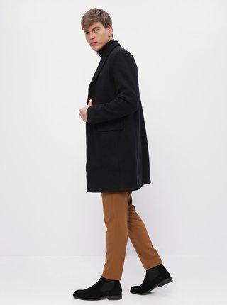 Černý pánský kabát ZOOT