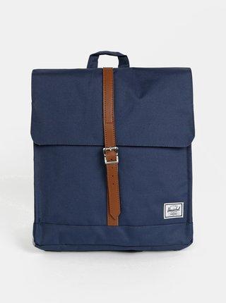 Modrý batoh Herschel Supply City Mid 14 l