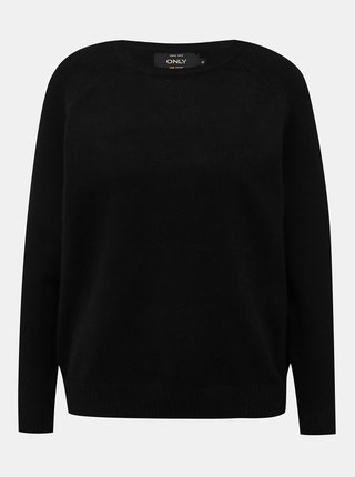 Černý basic svetr ONLY Lesly