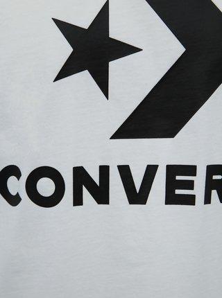 Biele pánske tričko Converse