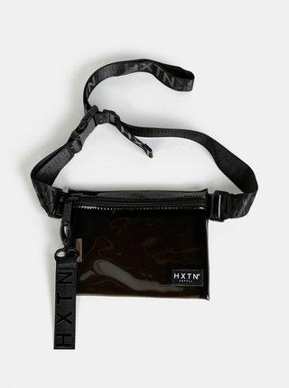 Tmavě šedá transparentní ledvinka HXTN Supply Prime