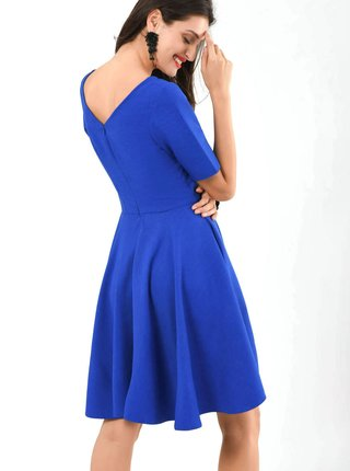 Modré šaty Closet