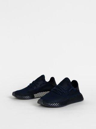 Tmavě modré pánské tenisky adidas Originals Deerupt