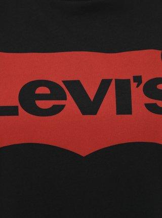Čierne dámske tričko Levi's®
