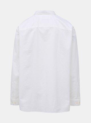 Biela regular fit košeľa Selected Homme Collect