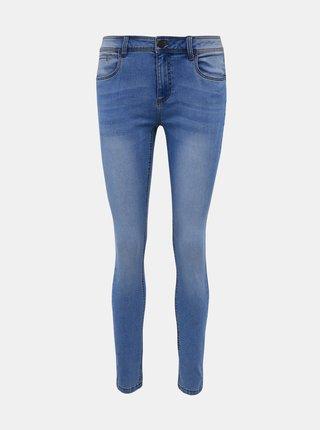 Světle modré skinny džíny Noisy May Jen