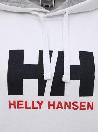 Biela dámska mikina s potlačou HELLY HANSEN Logo
