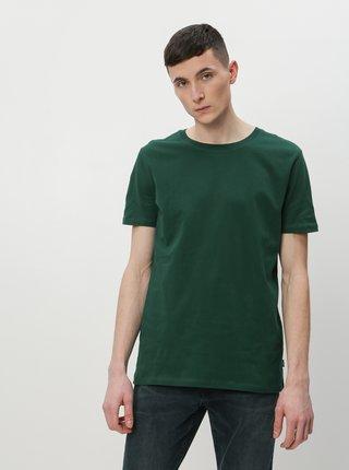 Tmavě zelené pánské basic tričko ZOOT David