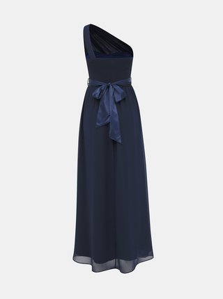 Tmavě modré maxišaty Dorothy Perkins