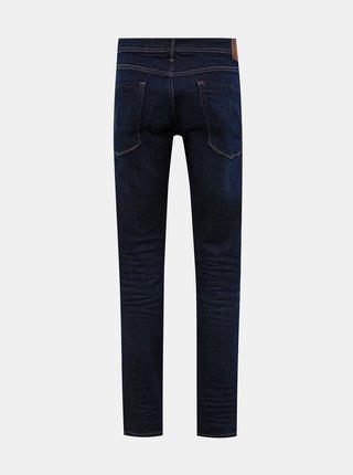 Tmavě modré pánské tapered fit džíny Pepe Jeans Stanley