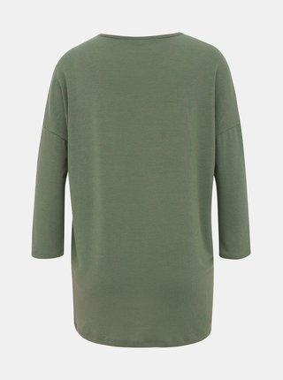 Zelený ľahký basic sveter ONLY Glamour