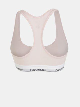 Svetlošedá podprsenka Calvin Klein Underwear