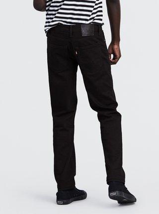 Čierne pánske stretch rifle Levi's® 511