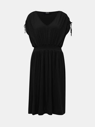 Čierne šaty ZOOT Meda