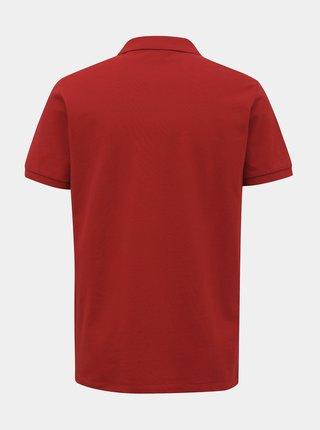 Červená pánska basic polokošeľa ZOOT Lionel