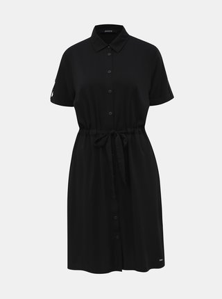 Čierne košeľové šaty ZOOT Nere