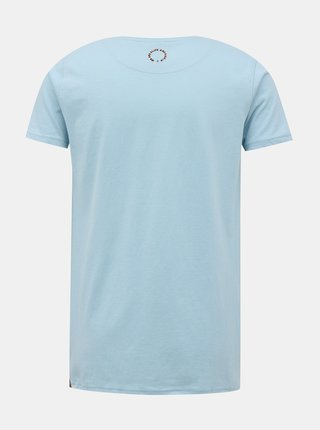Světle modré pánské tričko Alife and Kickin Maddox