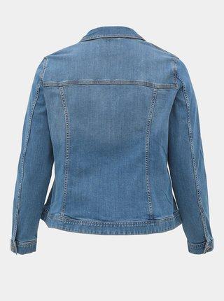 Modrá dámska rifľová bunda My True Me Tom Tailor