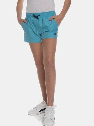 Modré dievčenské kraťasy SAM 73