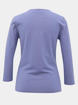 Modré tričko Vero Moda Nelly