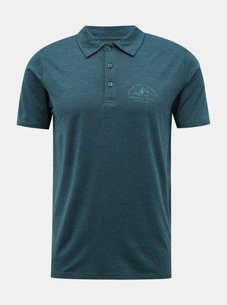 Modré pánské polo tričko killtec Kardamo