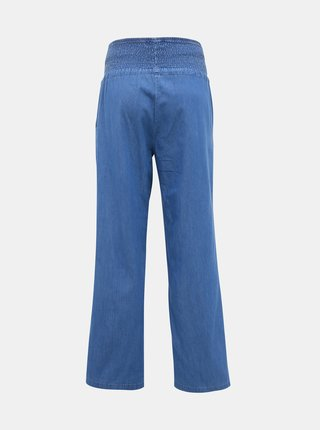 Modré těhotenské kalhoty Mama.licious Xandra
