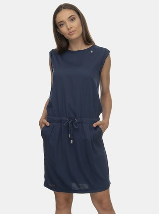Tmavě modré šaty Ragwear Mascarpone