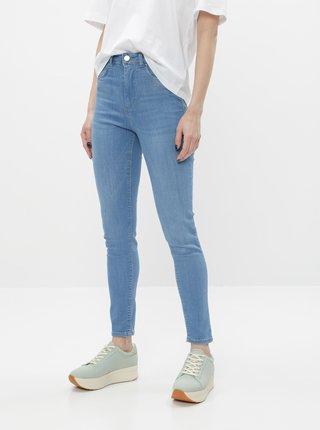 Světle modré push up skinny fit džíny TALLY WEiJL Pump