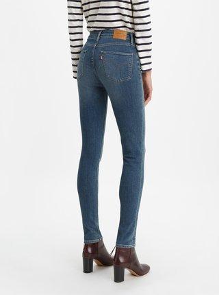 Modré dámské skinny fit džíny Levi's® 721