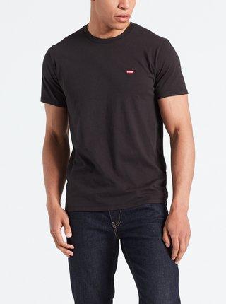 Čierne pánske basic tričko Levi's®