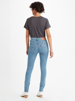 Modré dámské skinny fit džíny Levi's® 720