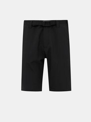 Čierne pánske funkčné nohavice/kraťasy LOAP Urus
