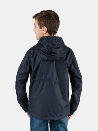Tmavomodrá chlapčenská nepromokavá bunda SAM 73