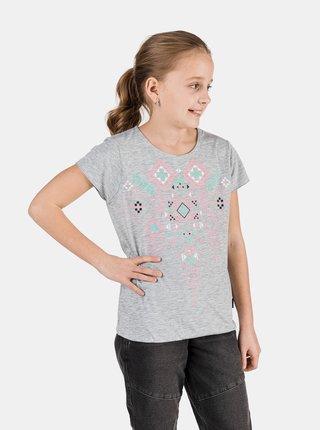 Světle šedé holčičí tričko SAM 73