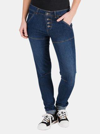 Tmavě modré dámské slim fit džíny SAM 73