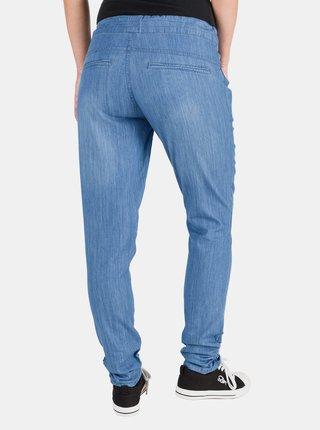 Modré dámské kalhoty SAM 73